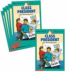 Guided Reading Set: Level O - Class President