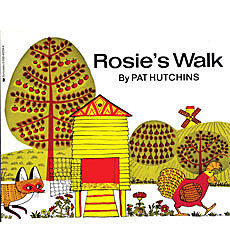 Rosie's Walk - Read-Aloud Book Pack