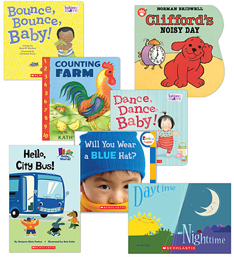 Early Literacy Choice Collection: Ages 12-18 Months