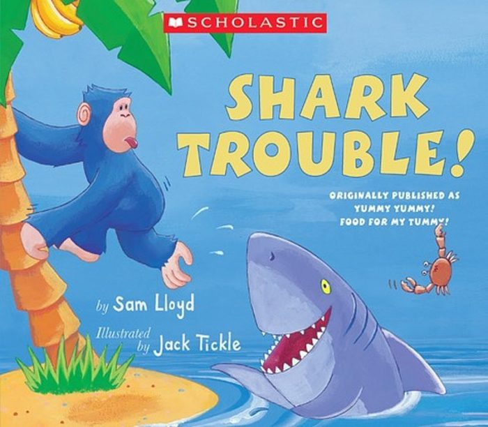 Shark Trouble!