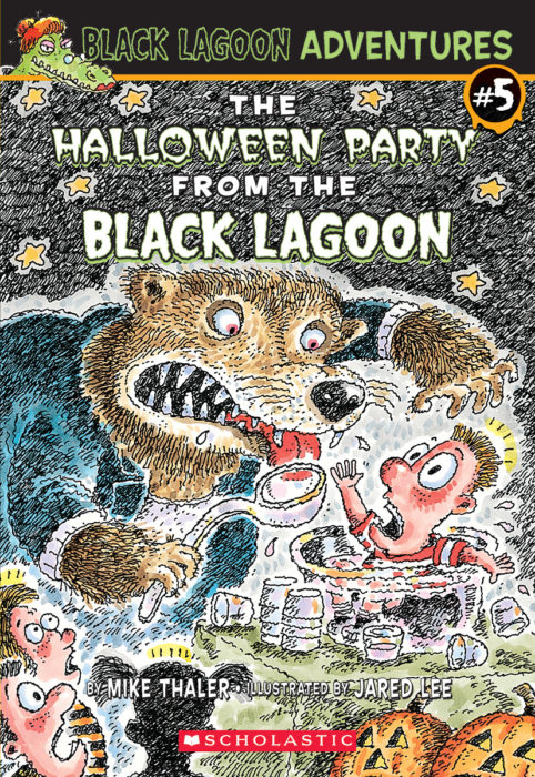 Black Lagoon Adventures: The Halloween Party from the Black Lagoon