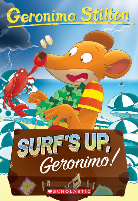Geronimo Stilton: Surf's Up, Geronimo!