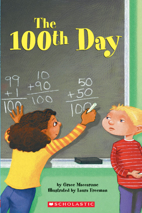 Hello Reader!® Level 1: The 100th Day