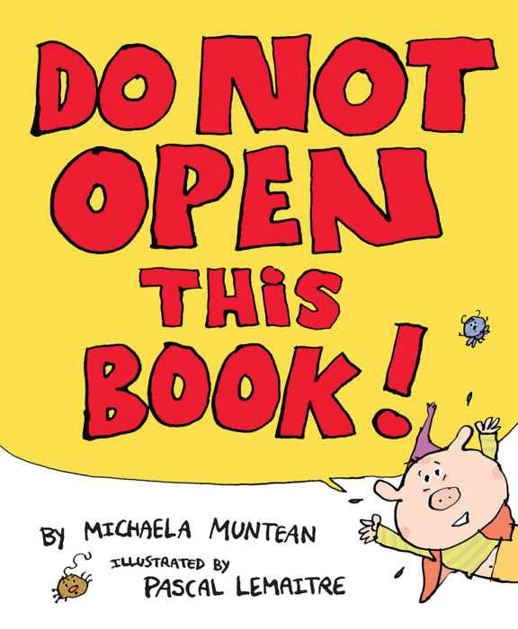 Do Not Open This Book!