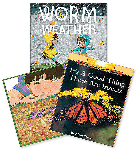 Creepy Crawlies Grades K-2