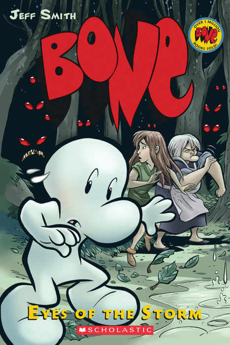 Bone: Eyes of the Storm