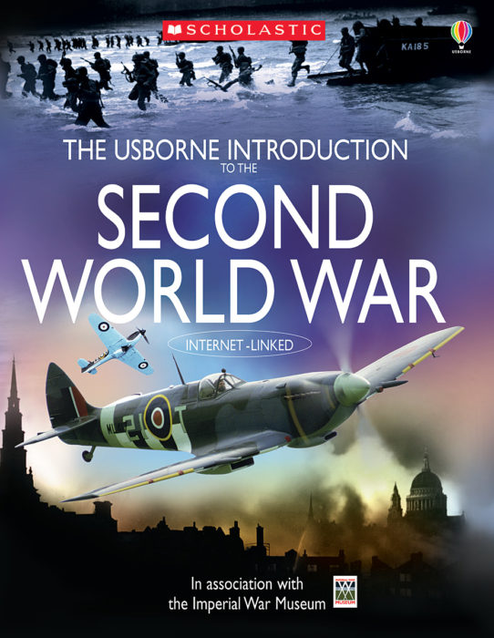 Usborne Introduction: Introduction to the Second World War