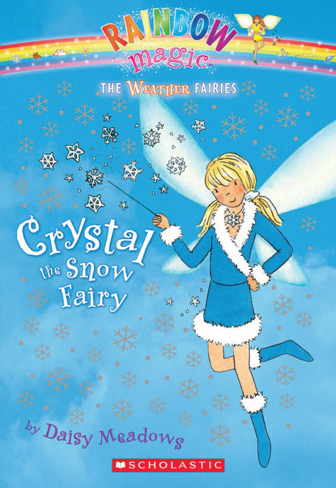 Rainbow Magic-The Weather Fairies: Crystal the Snow Fairy