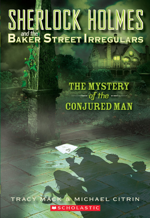 Sherlock Holmes and the BSI #2: The Mystery of the Conjured Man