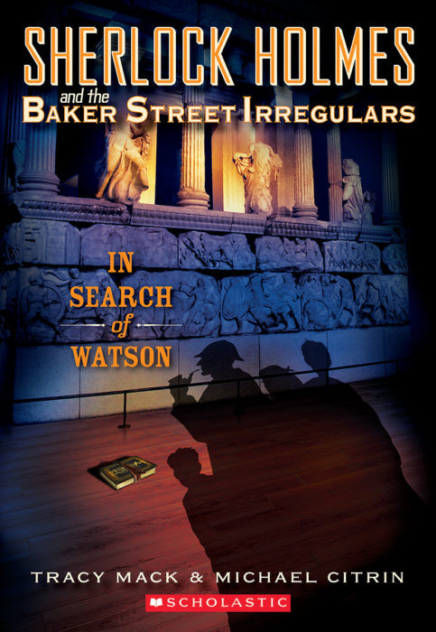 Sherlock Holmes and the BSI #3: In Search of Watson
