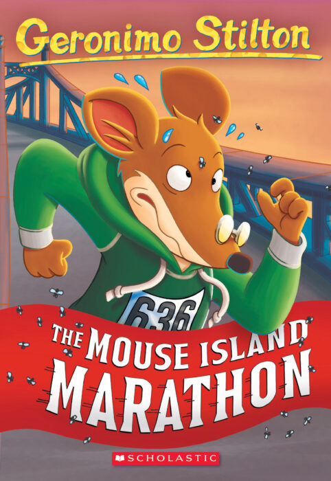 Geronimo Stilton: The Mouse Island Marathon