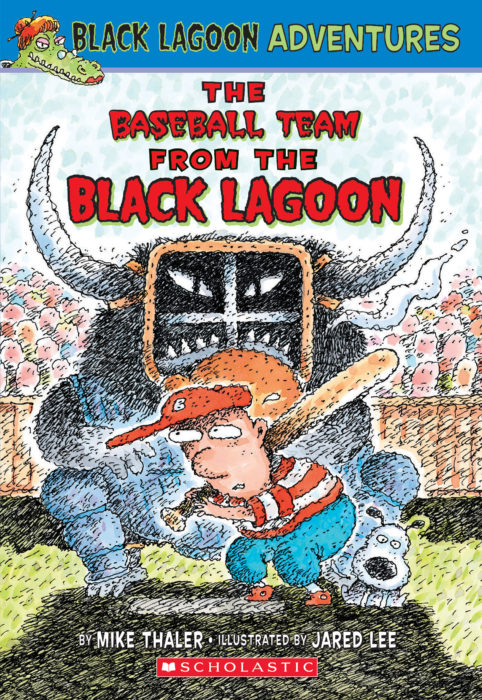 Black Lagoon Advanced Chapter Book #10: The Little League Team From The Black Lagoon