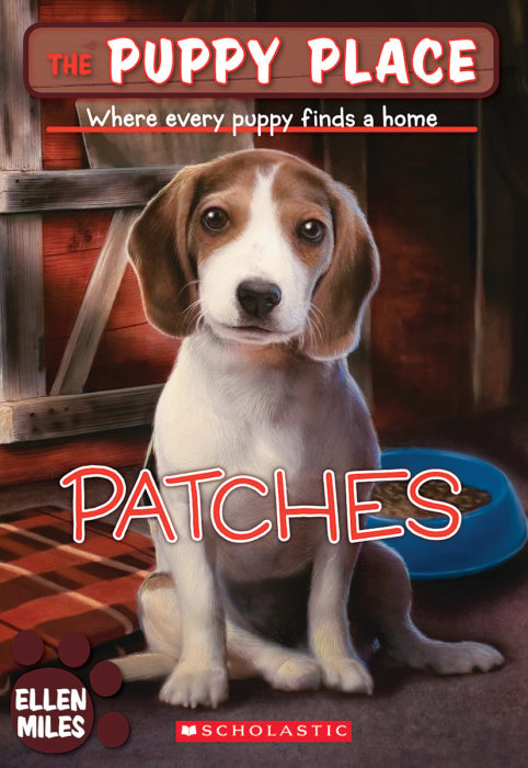 The Puppy Place: Patches