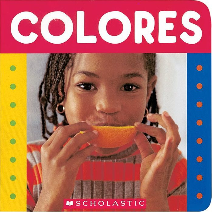 Beginning Concepts: Colores