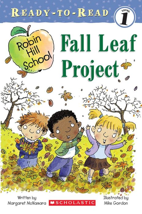 Robin Hill School: Fall Leaf Project