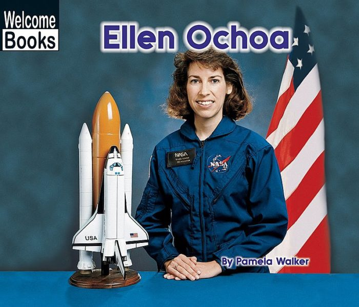Welcome Books™-Real People: Ellen Ochoa