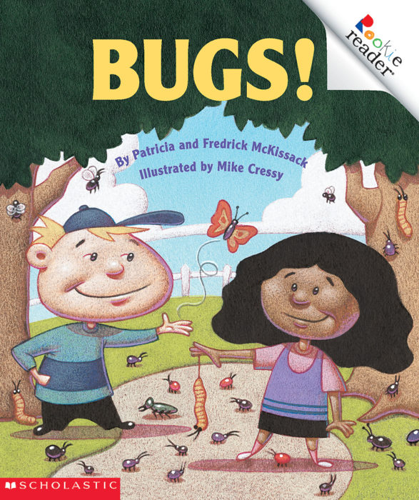 Rookie Reader®-Level B: Bugs!