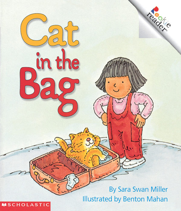 Rookie Reader®-Level B: Cat in the Bag