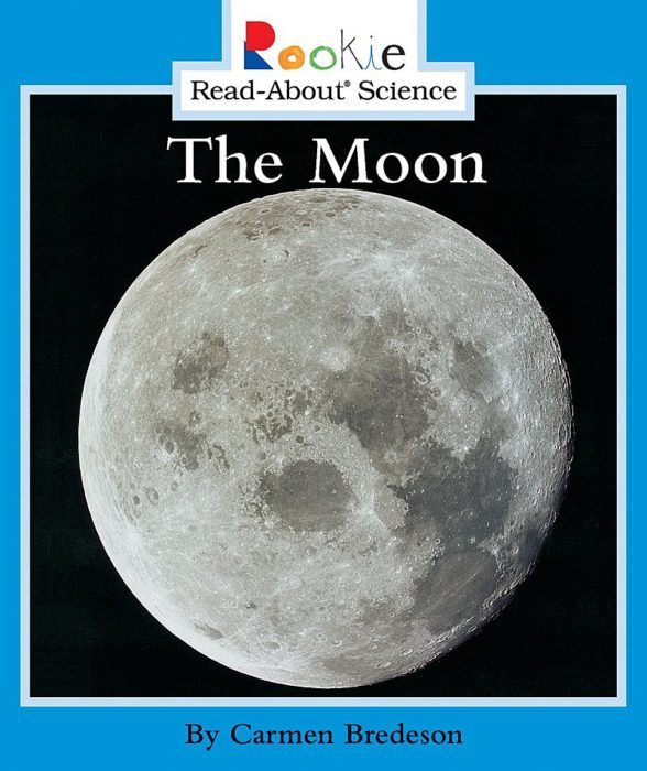 Rookie Read-About® Science-Space Science: The Moon