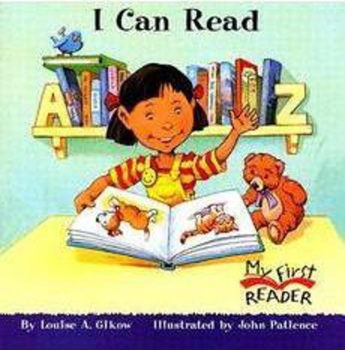 My First Reader: I Can Read