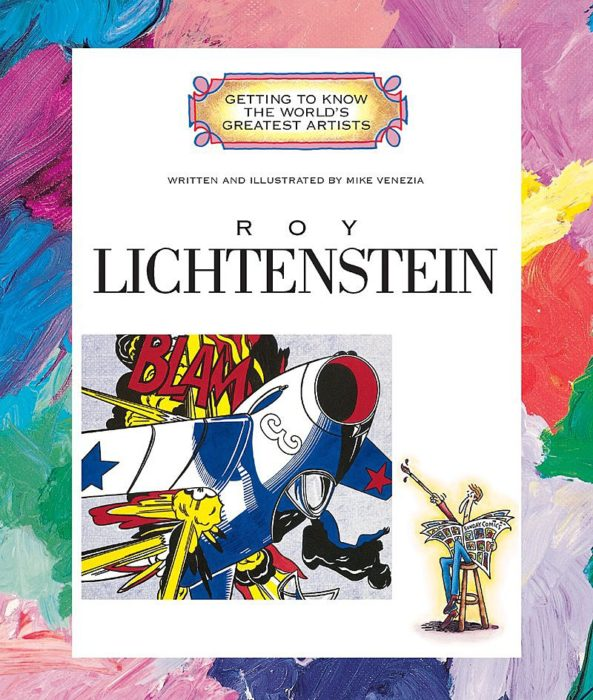 Getting to Know the World's Greatest Artists: Roy Lichtenstein