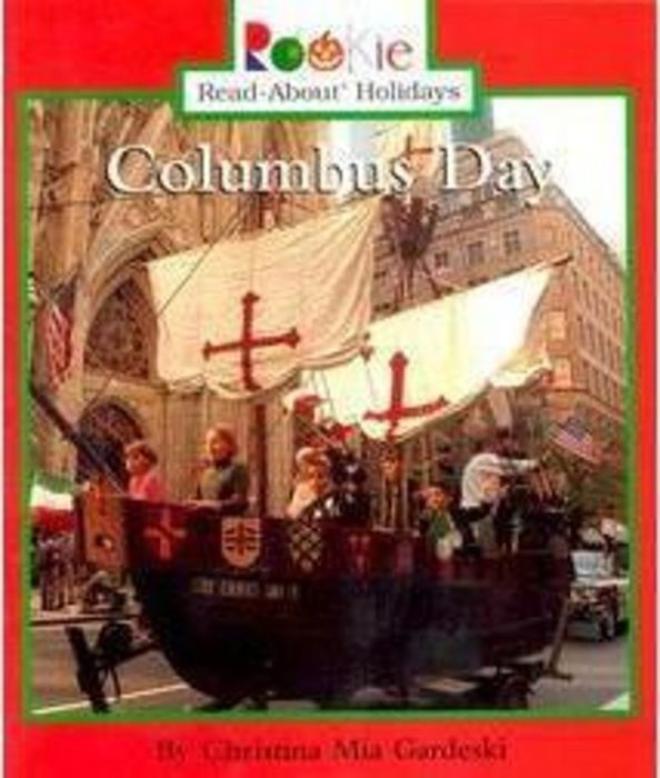 Rookie Read-About® Holidays: Columbus Day