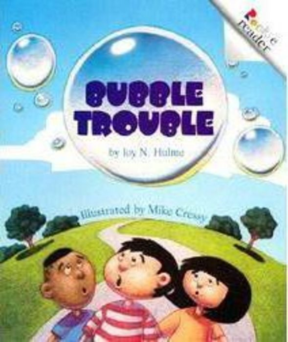 Rookie Reader®-Level B: Bubble Trouble