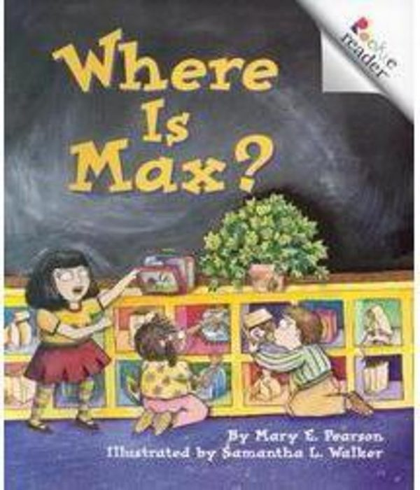 Rookie Reader®-Level A: Where Is Max?