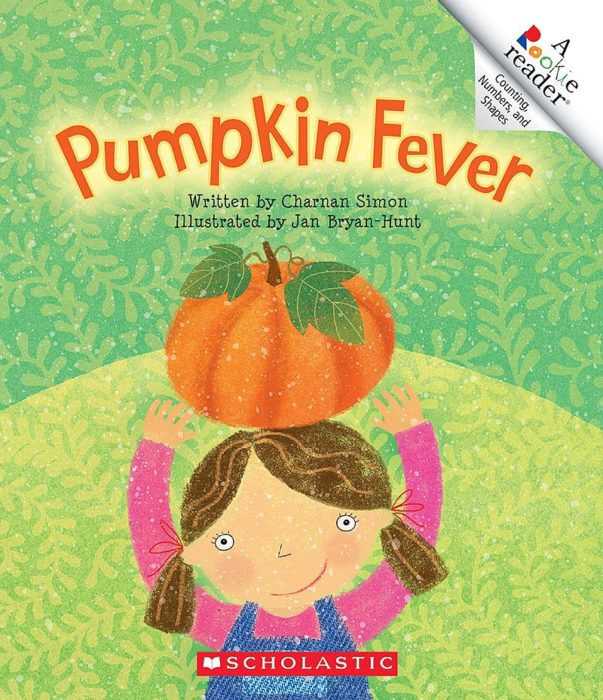 A Rookie Reader® Skill Set-Counting, Numbers, and Shapes: Pumpkin Fever
