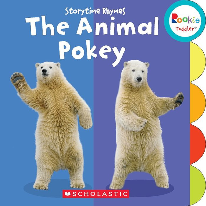 Rookie Toddler®-Storytime Rhymes: The Animal Pokey