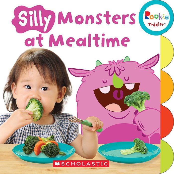 Rookie Toddler: Silly Monsters at Mealtime