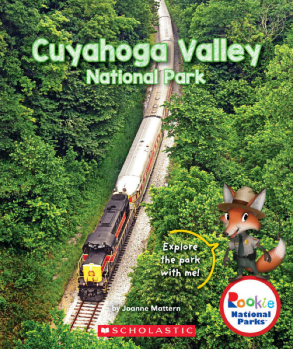 Rookie National Parks™: Cuyahoga Valley National Park
