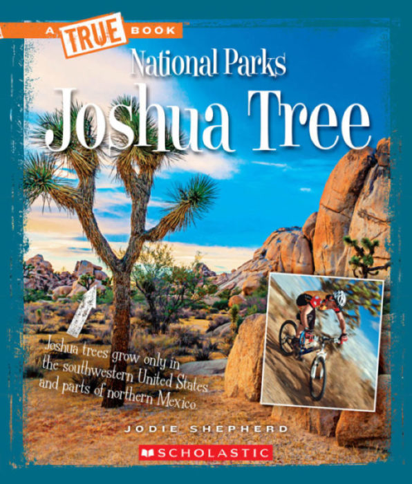 A True Book™-National Parks: Joshua Tree