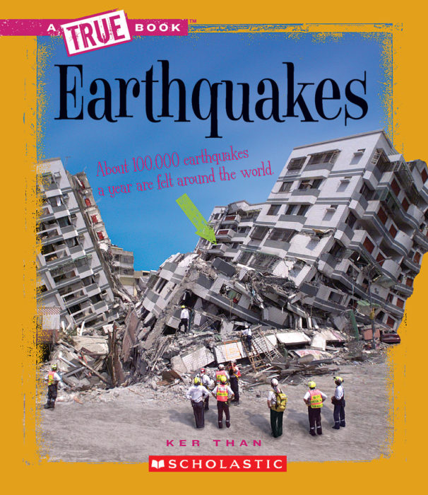 A True Book-Earth Science: Earthquakes