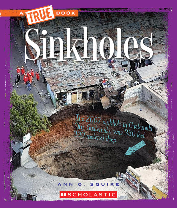 A True Book™-Extreme Earth: Sinkholes