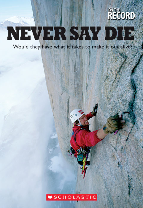 On the Record: Never Say Die