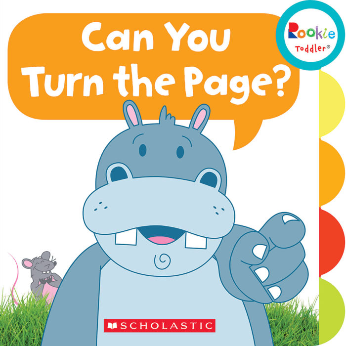 Rookie Toddler®: Can You Turn the Page?