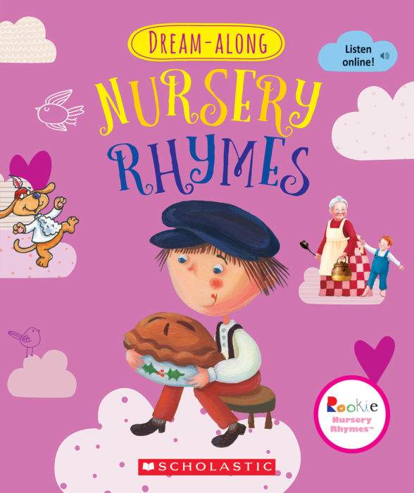 Dream-Along Nursery Rhymes