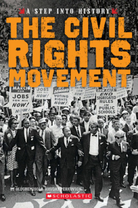 A Step Into History™: The Civil Rights Movement