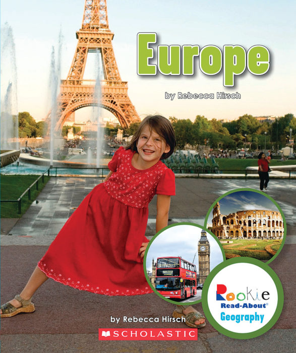 Rookie Read-About® Geography-Continents: Europe