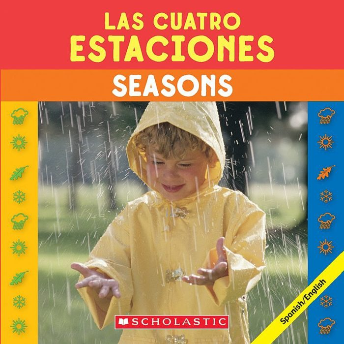 Beginning Concepts Bilingual: Seasons / Estaciones