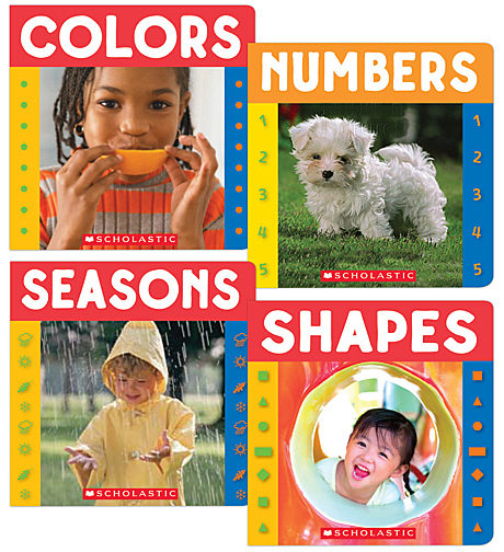 Beginning Concepts Board Books