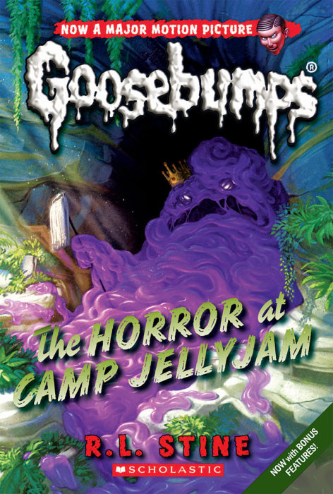 Classic Goosebumps #9: The Horror At Camp Jellyjam