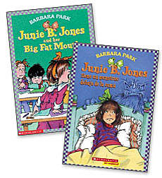 Junie B. Jones English / Spanish Grades 1-3