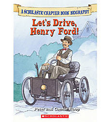 Guided Reading Set: Level N - Let's Drive, Henry Ford