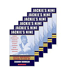 Guided Reading Set: Level X - Jackie's Nine