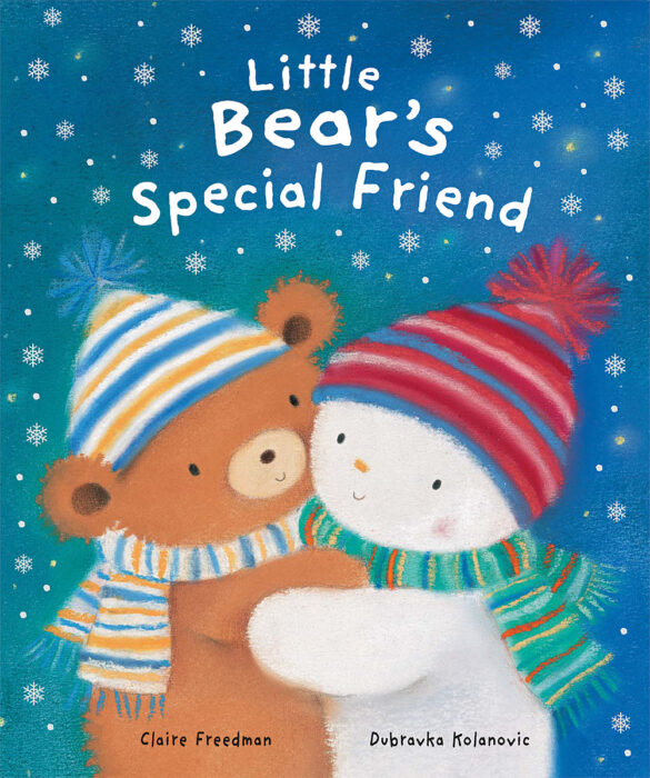 Little Bear's Special Friend
