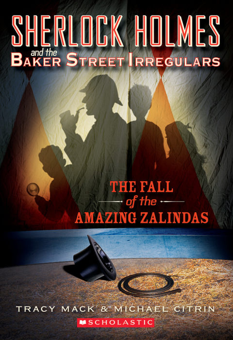 Sherlock Holmes and the BSI #1: The Fall of the Amazing Zalindas