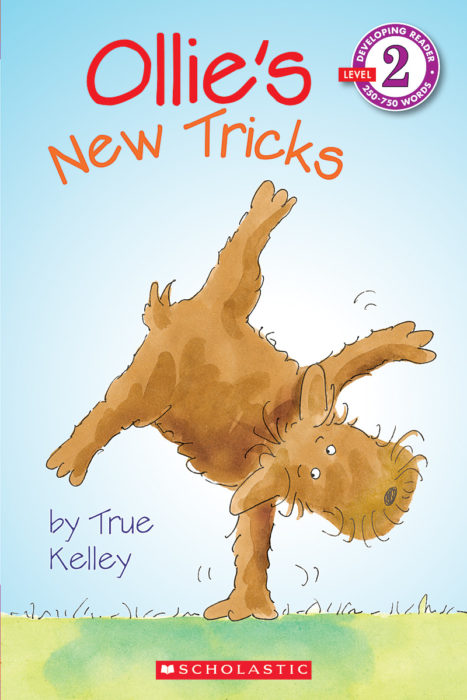 Scholastic Reader!® Level 2: Ollie's New Tricks