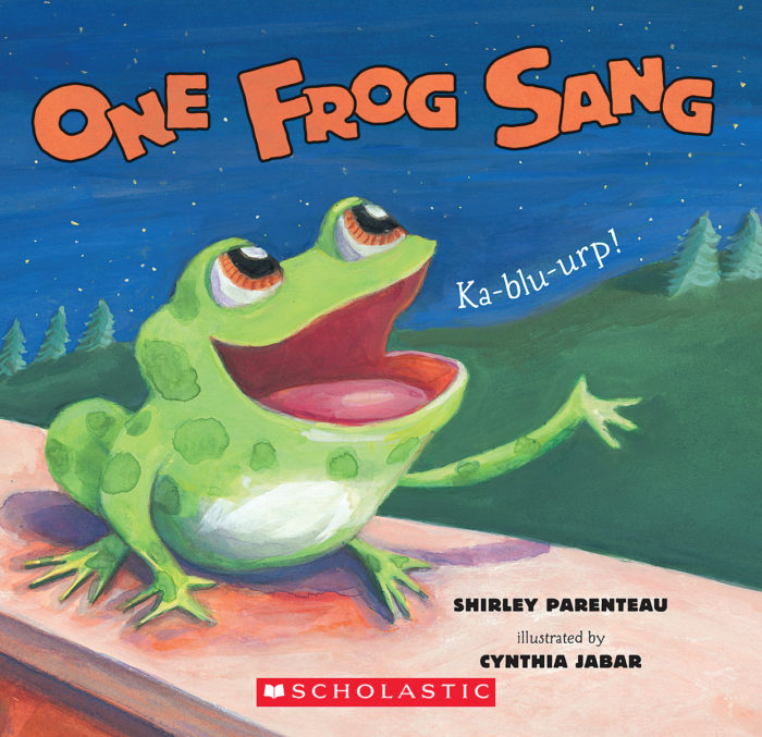 One Frog Sang